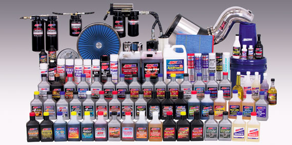 Amsoil synthetic lubricants 4 less tests links for Sales on motor oil